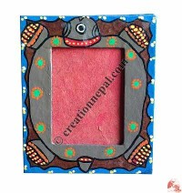 Mithila arts photo Frame3