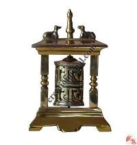 Table-stand decorative prayer wheel 4