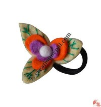 3-Color mix flower hairband