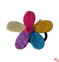 5-color flower hairband1