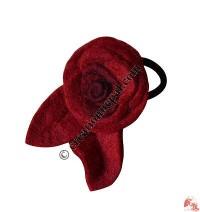 Lali Gurans flower hairband