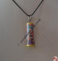Energy tube-amulet