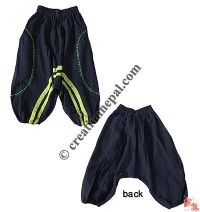 Fine cotton kids Afgani trouser