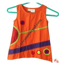 Fine cotton kids dress