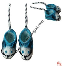 Puppy design baby shoes