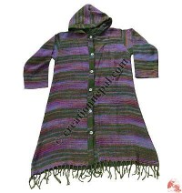 Acrylic-cotton dress3