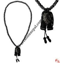Om Mantra beads elephant Mala