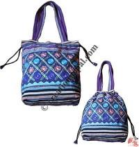 Gheri cotton Thaili Mirror bag1