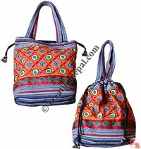 Embroidered Gheri thaili Bag 2
