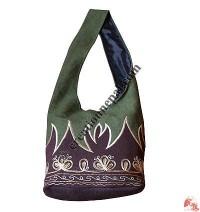 2-color flame design BTC Lama bag