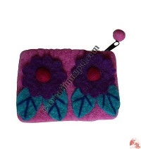 Rhododendron Patch Coin Purse