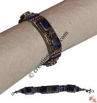 Lapis beads bracelt