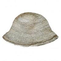 Nettle crochet hat