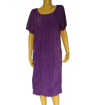 Sinkar cotton maternity dress