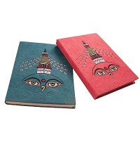 Swayambhu small notebook