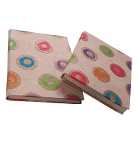 Circles small notebook