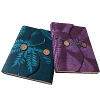 Curved fold small notebook3