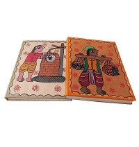 Mithila men-lifestyle notebook