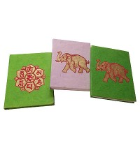 Elephant small notebook