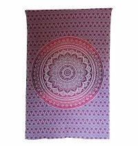 Lotus mandala Small wall hanging