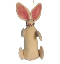 Felt big rabbit