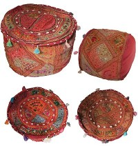 Rajasthan traditional cotton stool