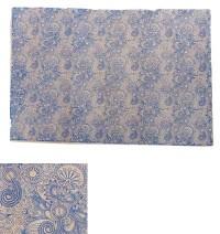 Lokta gift wrapping paper sheet46
