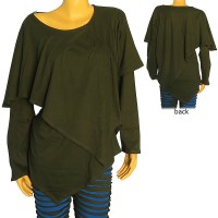 Outer layered sinkar top