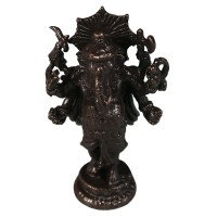 Standing pose tiny size Ganesha