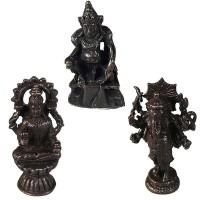 Assorted deities tiny statue
