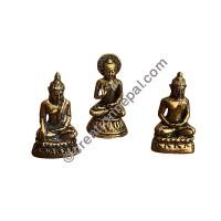 Assorted Buddha tiny statue