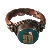 3-metal Kalachakra finger ring2