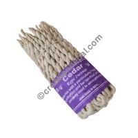 Cedar rope incense