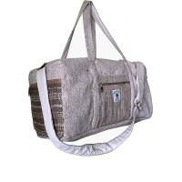 Hemp travel hand bag3