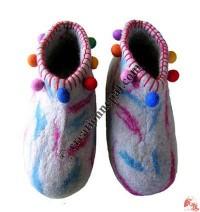 Felt Shoes 10