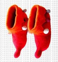Baby Felt Shoes 4
