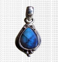 Drop shape pendant