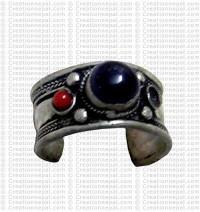 Tibetan style finger ring