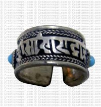 Newari design fingering