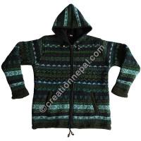 Woolen jackets, sweaters