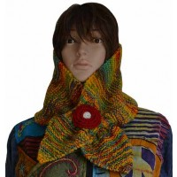 Shawl, stoles and scarves