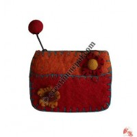 Felt purses or coin purses
