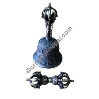 Dorje, Phurba, Bells, offering mats