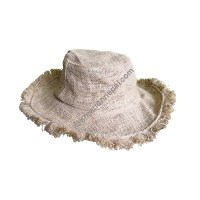 Hats: hemp and nettle