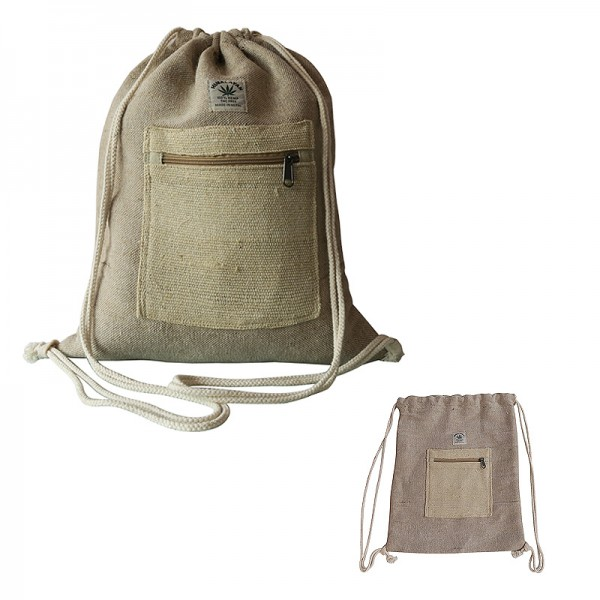 c89815107c2d Creation Nepal Hemp cotton drawstring bag Handicrafts Clothing ...
